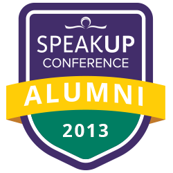 Alumni Badge 2013