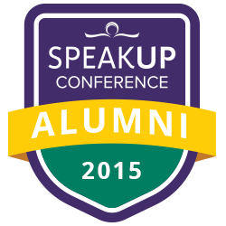 Alumni Badge 2015
